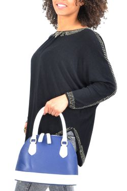 Сумка Carla belotti                                                                                                              синий цвет