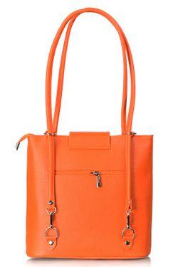 Сумка Carla belotti                                                                                                              оранжевый цвет