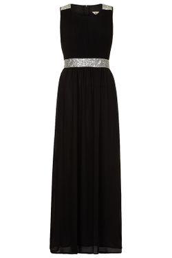 Платье Yumi                                                                                                              черный цвет