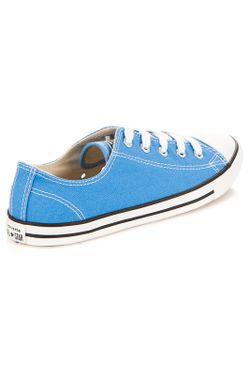 Кеды Converse                                                                                                              синий цвет
