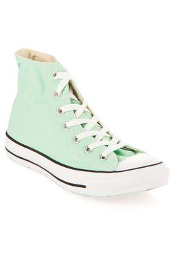 Кеды Converse                                                                                                              зелёный цвет