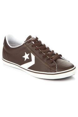 Кеды Converse                                                                                                              коричневый цвет