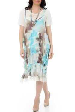 Платье Milanesse                                                                                                              синий цвет