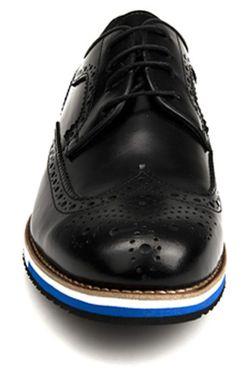 Туфли ZIYA                                                                                                              чёрный цвет