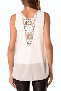 Топ La Belle Parisienne                                                                                                              белый цвет