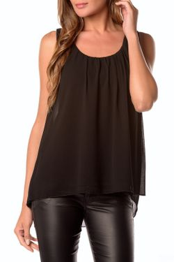 Топ La Belle Parisienne                                                                                                              черный цвет