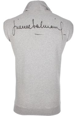 Футболка Pierre Balmain                                                                                                              серый цвет