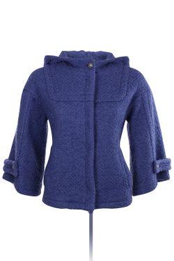 Куртка Galliano                                                                                                              фиолетовый цвет