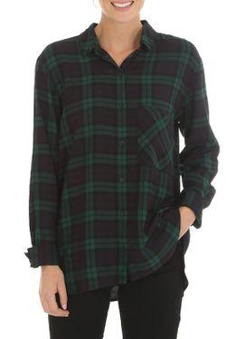 Рубашка CANTARELLI MILANO                                                                                                              зелёный цвет