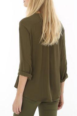 Блузка CANTARELLI MILANO                                                                                                              зелёный цвет