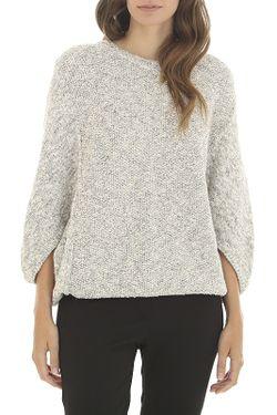 Пуловер CANTARELLI MILANO                                                                                                              серый цвет