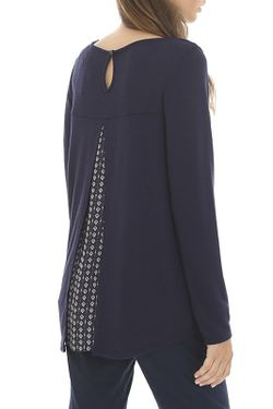 Пуловер CANTARELLI MILANO                                                                                                              синий цвет