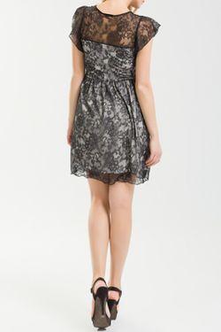 Платье NUNA LIE                                                                                                              черный цвет