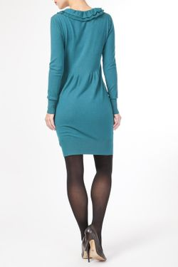 Платье BARBARESI                                                                                                              голубой цвет
