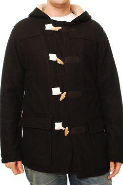 Пальто Denham                                                                                                              чёрный цвет