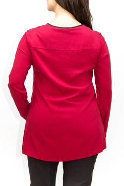 Блузка Exline                                                                                                              красный цвет