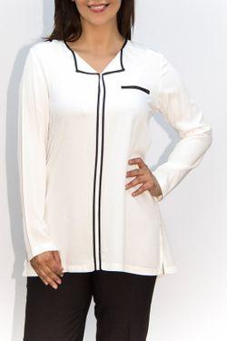 Блузка Exline                                                                                                              белый цвет