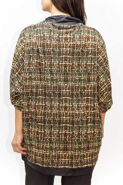 Блузка Exline                                                                                                              зелёный цвет