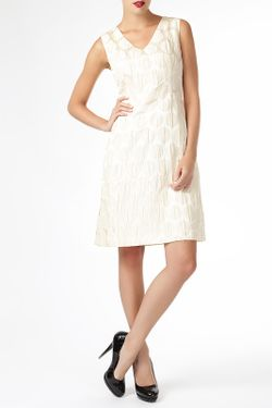 Платье ELLEN EISEMANN                                                                                                              белый цвет