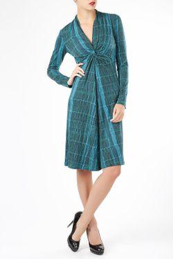 Платье ELLEN EISEMANN                                                                                                              зелёный цвет
