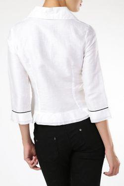 Блузка ELLEN EISEMANN                                                                                                              белый цвет