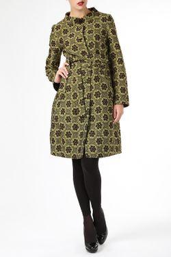 Пальто ELLEN EISEMANN                                                                                                              зелёный цвет
