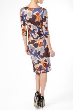Платье ELLEN EISEMANN                                                                                                              многоцветный цвет