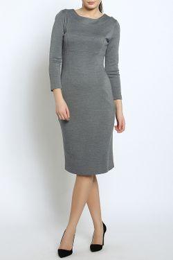 Платье Moda Di Chiara                                                                                                              серый цвет