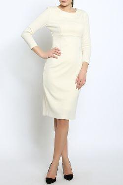 Платье Moda Di Chiara                                                                                                              белый цвет