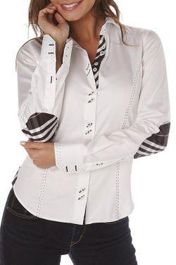 Рубашка Gazoil                                                                                                              белый цвет
