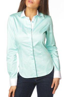 Рубашка Gazoil                                                                                                              зелёный цвет