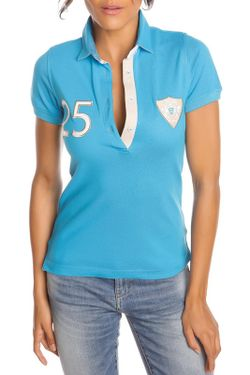 Рубашка-Поло Gazoil                                                                                                              синий цвет