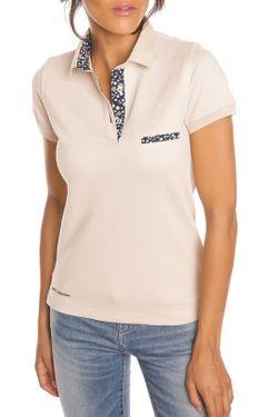 Рубашка-Поло Gazoil                                                                                                              бежевый цвет
