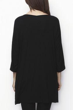 Туника Moda di Lorenza                                                                                                              чёрный цвет
