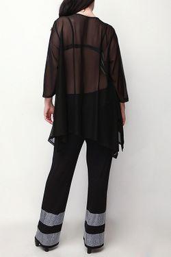 Брюки Moda di Lorenza                                                                                                              черный цвет