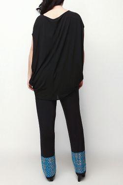 Брюки Moda di Lorenza                                                                                                              чёрный цвет