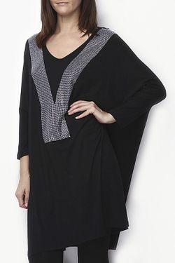 Платье Moda di Lorenza                                                                                                              черный цвет