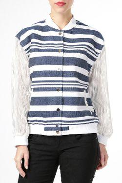 Куртка By Zoe                                                                                                              белый цвет