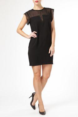 Платье By Zoe                                                                                                              черный цвет