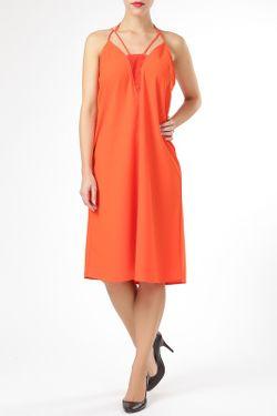 Платье By Zoe                                                                                                              оранжевый цвет