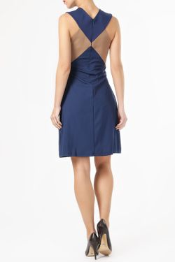 Платье By Zoe                                                                                                              синий цвет