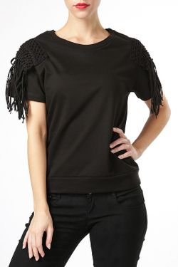 Блузка By Zoe                                                                                                              чёрный цвет