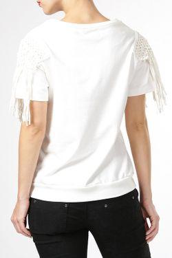 Блузка By Zoe                                                                                                              белый цвет
