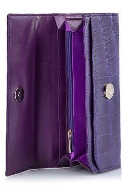 Кошелек Lancaster                                                                                                              фиолетовый цвет