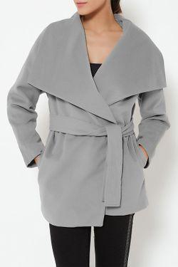 Пальто Tantra                                                                                                              серый цвет