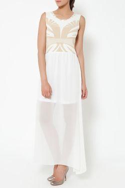 Платье Tantra                                                                                                              белый цвет