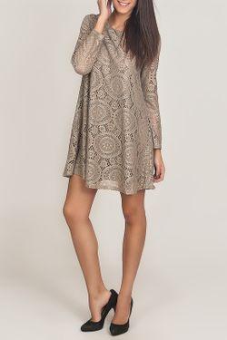 Платье Tantra                                                                                                              бежевый цвет