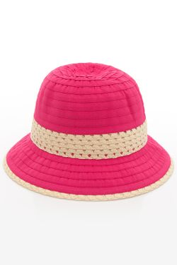 Шляпа Tantra                                                                                                              розовый цвет