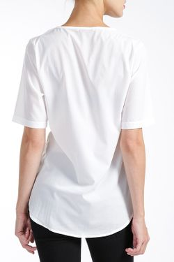 Блузка MBYMAIOCCI                                                                                                              белый цвет
