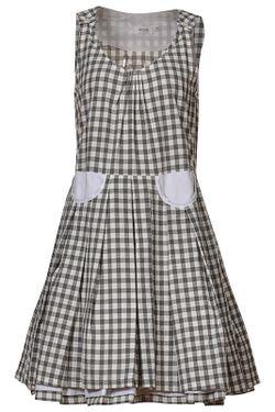 Платье Myrine                                                                                                              коричневый цвет